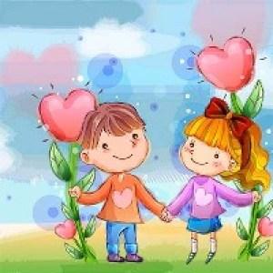 Детские открытки на День Матери