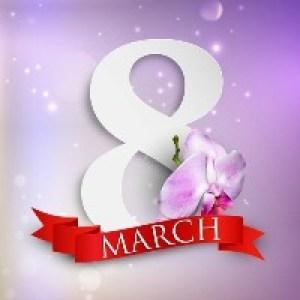 Национальные открытки с 8 марта