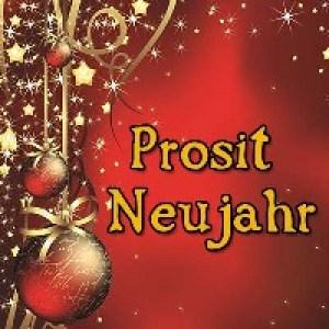 Немецкие новогодние открытки