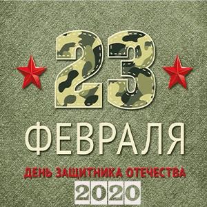 День Защитника Отечества 2020