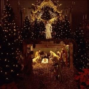 Открытки с Католическим Рождеством