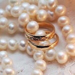 Жемчужная свадьба - 30 лет