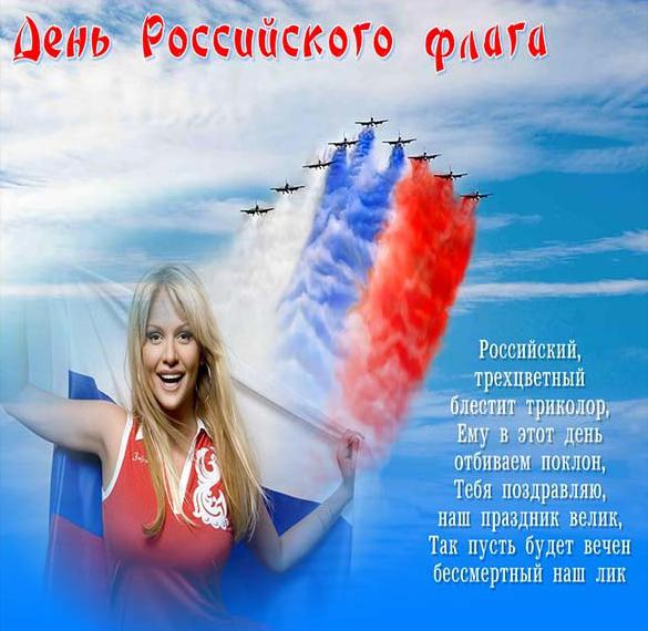 Картинка на 22 августа день государственного флага России