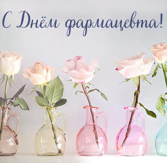 Красивая картинка на день фармацевта