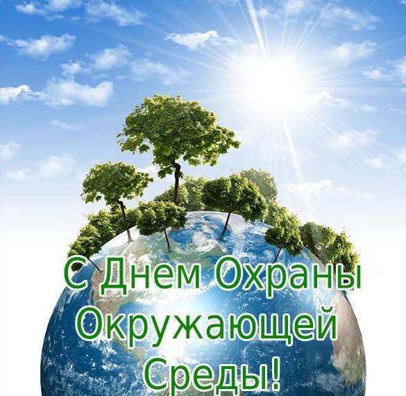 Картинка на праздник день охраны окружающей среды