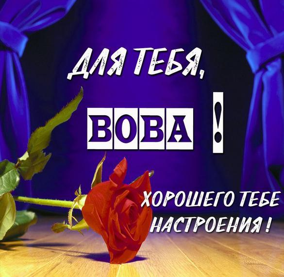 Электронная открытка с именем Вова