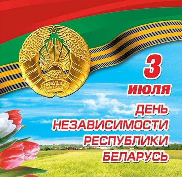 Картинка на день независимости Беларуси