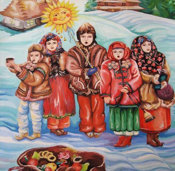 Картинка для детей на Коляду