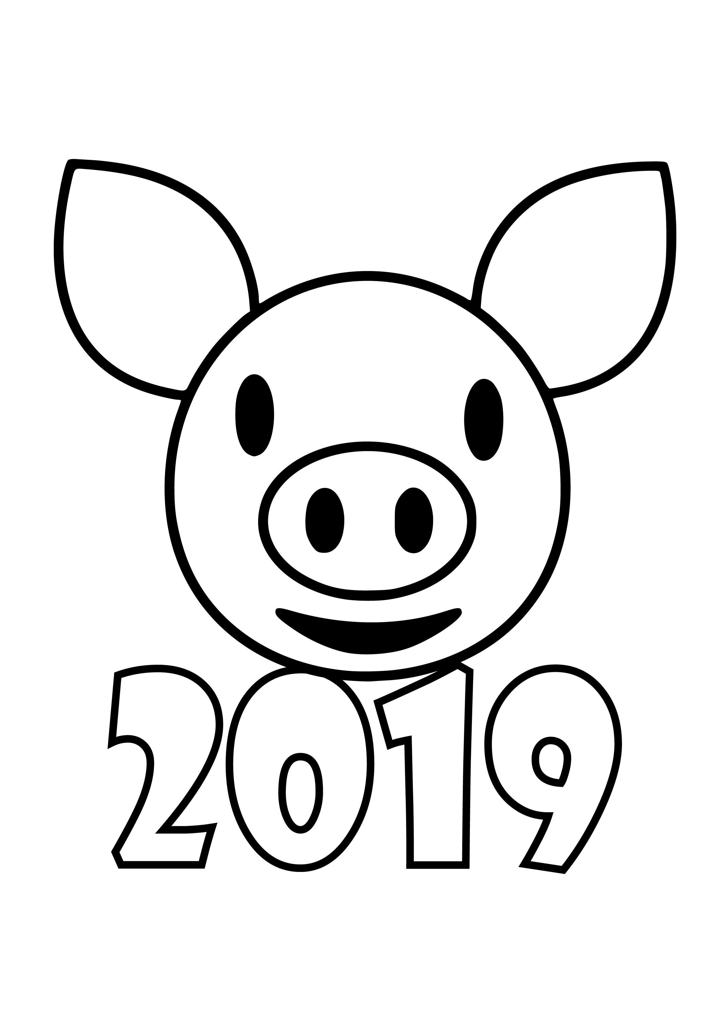 Трафарет новогодние украшения на окна 2019