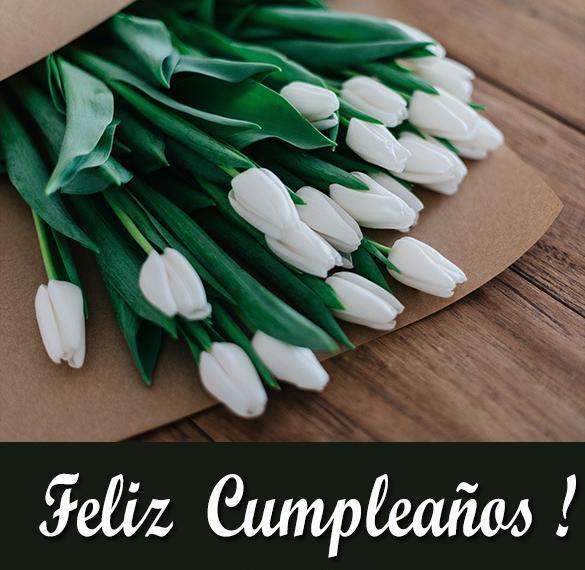 Открытка с днем рождения мужчине на испанском