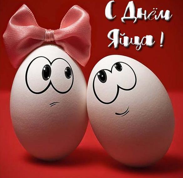 Поздравительная картинка с днем яйца