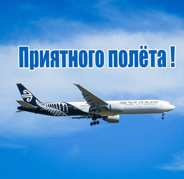 Виртуальная картинка приятного полета